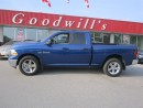 Used 2010 Dodge Ram 1500 SLT! QUAD! 4x4! for sale in Aylmer, ON