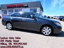 Used 2007 Lexus ES 350 Premium PKG Leather Sunroof  Certified 2 YR Wa for sale in Milton, ON