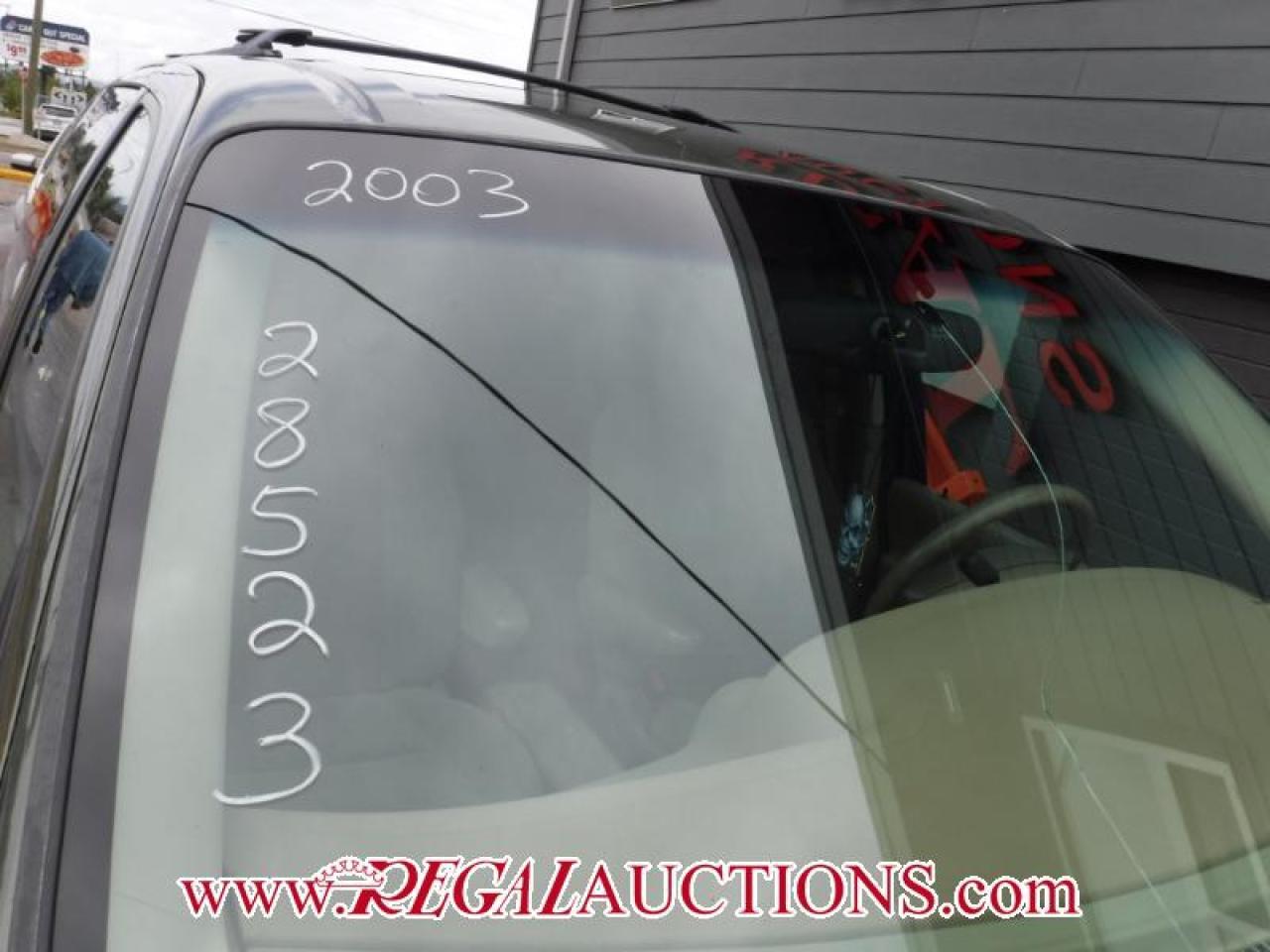 2003 Ford WINDSTAR VANS SEL 4D WAGON