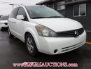 Used 2007 Nissan Quest 4D WAGON for sale in Calgary, AB