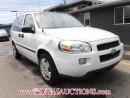 Used 2007 Chevrolet Uplander for sale in Calgary, AB