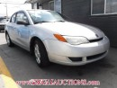 Used 2007 Saturn ION  2 QUAD COUPE AUTOMATIC for sale in Calgary, AB