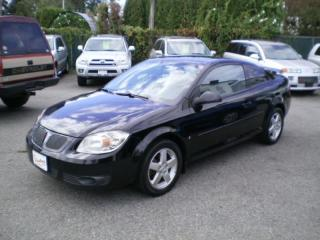 Used 2009 Pontiac G5 SE w/1SB for sale in Surrey, BC