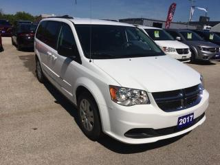 Used 2017 Dodge Grand Caravan SXT CVP for sale in Owen Sound, ON