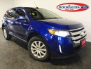 Used 2013 Ford Edge *CPO* SEL FWD 3.5L V6 Sunroof for sale in Midland, ON