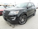 Used 2017 Ford Explorer SPORT 3.5L V6 ECO 400A for sale in Midland, ON