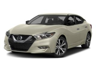New 2017 Nissan Maxima SR CVT for sale in Mississauga, ON