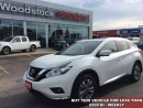 Used 2015 Nissan Murano SL  - Bluetooth -  SiriusXM -  navigation - $188.92 B/W for sale in Woodstock, ON