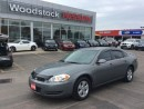 Used 2008 Chevrolet Impala LS  - $55.35 B/W for sale in Woodstock, ON