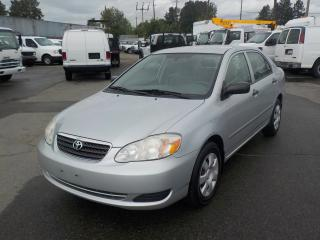 Used 2008 Toyota Corolla CE for sale in Burnaby, BC