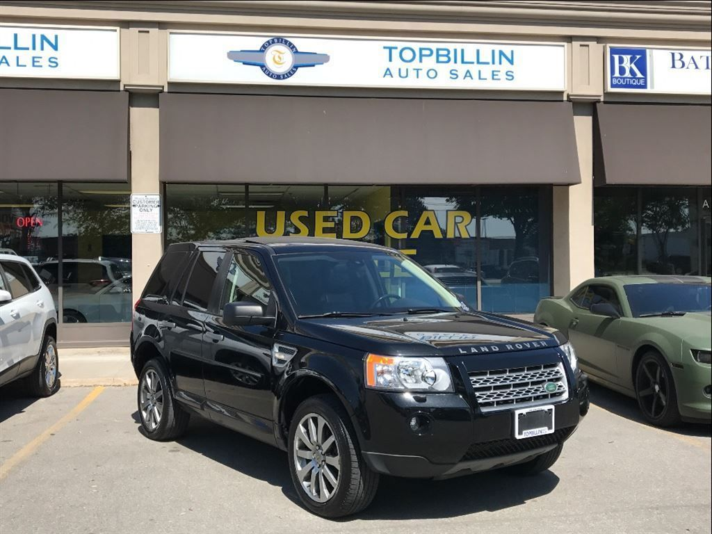 2009 Land Rover LR2 HSE 4WD, PANORAMIC ROOF, LEATHER