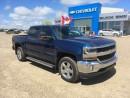 Used 2017 Chevrolet Silverado 1500 Max Trailering NHT for sale in Shaunavon, SK