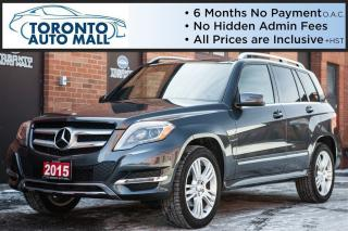 Used 2015 Mercedes-Benz GLK-Class ***SOLD***250 Bluetec+Diesel+Navi+Camera+Pano for sale in North York, ON
