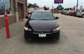 Used 2008 Mitsubishi Lancer GTS for sale in Winnipeg, MB