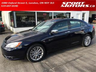 Used 2012 Chrysler 200 Limited for sale in London, ON