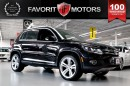 Used 2014 Volkswagen Tiguan 2.0 TSI Highline R-Line 4MOTION | NAVI | BACK CAM for sale in North York, ON
