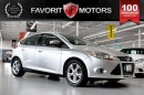 Used 2012 Ford Focus SE Hatchback | MANUAL | RED LTHR | SUNROOF for sale in North York, ON