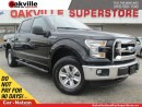 Used 2016 Ford F-150 XLT | HANDSFREE BLUETOOTH | BEDLINER | BOARDS for sale in Oakville, ON