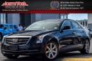 Used 2015 Cadillac ATS Sedan Standard|AWD|CUE&SurroundSoundPkg|Sunroof|17