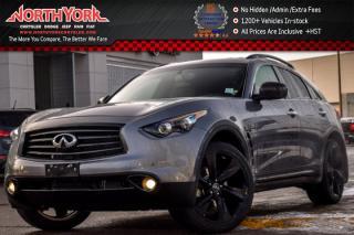 Used 2016 Infiniti QX70 Sport AWD|SurroundCam|Nav|Sunroof|Heat+VtdFrntSeats|21