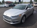 Used 2016 Ford Fusion SE LEATHER! for sale in Brantford, ON