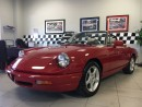 Used 1991 Alfa Romeo Spider 75,014 *MILES*.. BEAUTIFUL ALFA ROMEO SPIDER ONLY AT PICKARD LANE!!!!!!! for sale in Bolton, ON