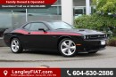 Used 2016 Dodge Challenger R/T NO ACCIDENTS, B.C OWNED for sale in Surrey, BC