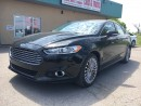 Used 2013 Ford Fusion ECO-BOOST ALL WHEEL DRIVE!$151.45 BI WEEKLY! $0 DOWN! for sale in Bolton, ON
