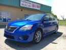 Used 2013 Nissan Sentra $107.08 BI WEEKLY! $0 DOWN! NISSAN SENTRA SR!!! LOW KMS!! for sale in Bolton, ON