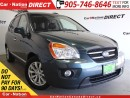 Used 2010 Kia Rondo EX-V6| HEATED SEATS| LOCAL TRADE| for sale in Burlington, ON