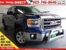Used 2014 GMC Sierra 1500 SLE| 4X4| TONNEAU COVER| BACK UP CAMERA| for sale in Burlington, ON