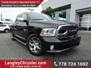 Used 2017 Dodge Ram 1500 Longhorn W/AIR RIDE SUSPENSION & NAVIGATION for sale in Surrey, BC
