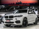 Used 2015 BMW X5 M-SPORT|3.5i|HEADS-UP DISPLAY|NAVI|360CAM|LOADED for sale in North York, ON
