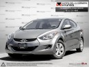 Used 2012 Hyundai Elantra GL Sedan for sale in Nepean, ON