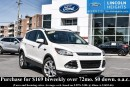 Used 2014 Ford Escape TITANIUM 4WD - LEATHER - BLUETOOTH - POWER PANORAMA ROOF - NAV for sale in Ottawa, ON