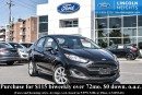Used 2014 Ford Fiesta SE SEDAN - BLUETOOTH - POWER MOONROOF - HEATED FRONT SEATS for sale in Ottawa, ON