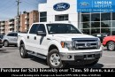 Used 2014 Ford F-150 XLT SUPERCREW 5.5' BED 4WD - BLUETOOTH - TRAILER TOW PACKAGE for sale in Ottawa, ON