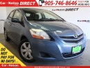Used 2008 Toyota Yaris | WE WANT YOUR TRADE| OPEN SUNDAYS| for sale in Burlington, ON
