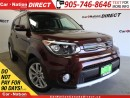 Used 2017 Kia Soul EX PLUS| BACK UP CAMERA| PUSH START| for sale in Burlington, ON