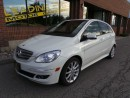 Used 2007 Mercedes-Benz B-Class for sale in Woodbridge, ON