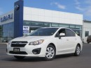 Used 2014 Subaru Impreza MANUAL 5 SPEED for sale in Stratford, ON