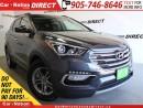 Used 2017 Hyundai Santa Fe Sport 2.4 SE  AWD  PANO ROOF  LEATHER  for sale in Burlington, ON