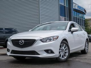 Used 2015 Mazda MAZDA6 GS SKY HEATED SEATS 0.9% FINANCE!!! for sale in Scarborough, ON