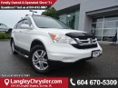 Used 2010 Honda CR-V EX-L W/SUNROOF & HEATED  LEATHER UPHOLSTERY for sale in Surrey, BC