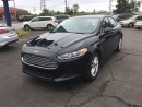 Used 2014 Ford Fusion SE LOW kms!!!! for sale in Brantford, ON
