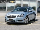 Used 2012 Chevrolet Cruze LT Turbo for sale in Gloucester, ON