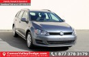 Used 2015 Volkswagen Golf Sportwagon 1.8 TSI Trendline KEYLESS ENTRY, BLUETOOTH, BACK UP CAMERA, HEATED SEATS, MANUAL for sale in Courtenay, BC