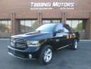 Used 2014 Dodge Ram 1500 SPORT LEATHER TRIM NAVIGATION 4X4 HEMI 20'S! for sale in Mississauga, ON
