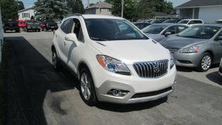 Used 2015 Buick Encore Convenience for sale in Richmond, ON