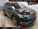 New 2017 GMC Acadia AWD-Heated/Cooled Leather, 6 Passenger, Navigation for sale in Lethbridge, AB